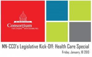 MNCCD Health Care Special Forum logo