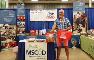 2014 Minnesota State Fair Booth.