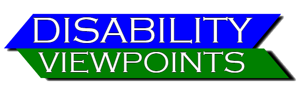 Disability Viewpoints logo