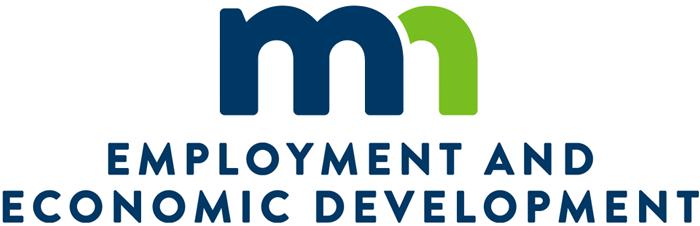 Minnesota Department of Employment and Economic Development logo