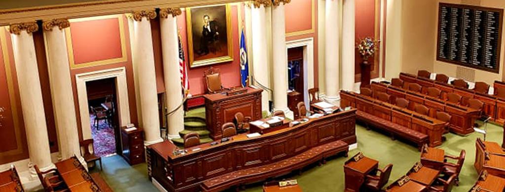Chambers of the Minnesota House of Representatives