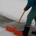 Keep Sidewalks Clear of Snow and Ice