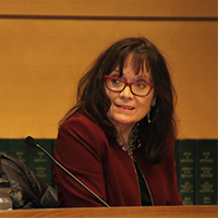 Executive Director Joan Willshire