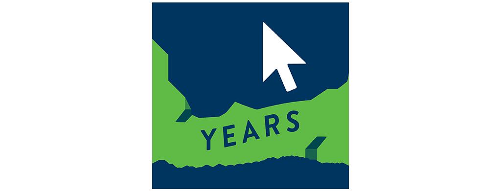 10 Years Digital Accessibility Law logo