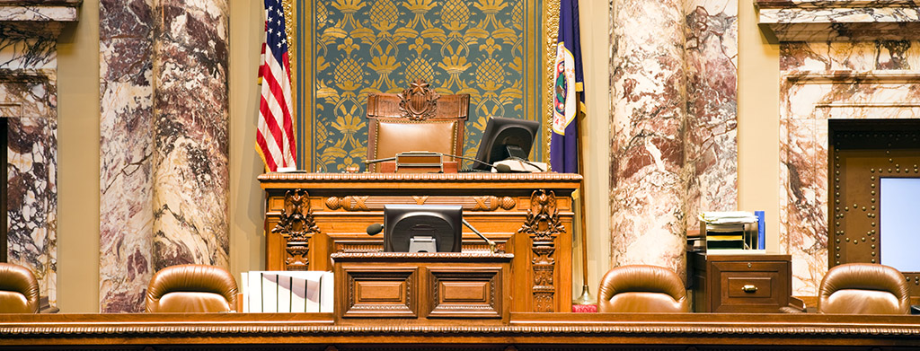 Minnesota Senate Chamber