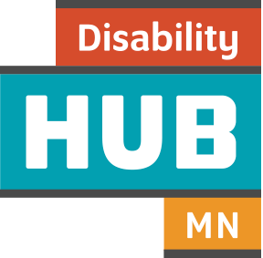 Disability Hub MN logo